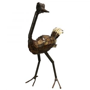 Ostrich BAB cm sculpture animal px