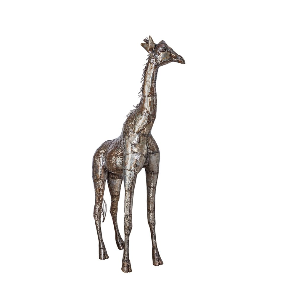 Small Giraffe Sculpture