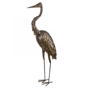 heron lifesize sculpture