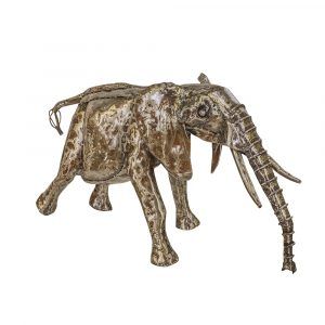 elephant miniature sculpture