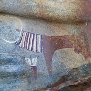African Rock art and paintings